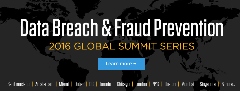 2016 Fraud & Breach Prevention Summits
