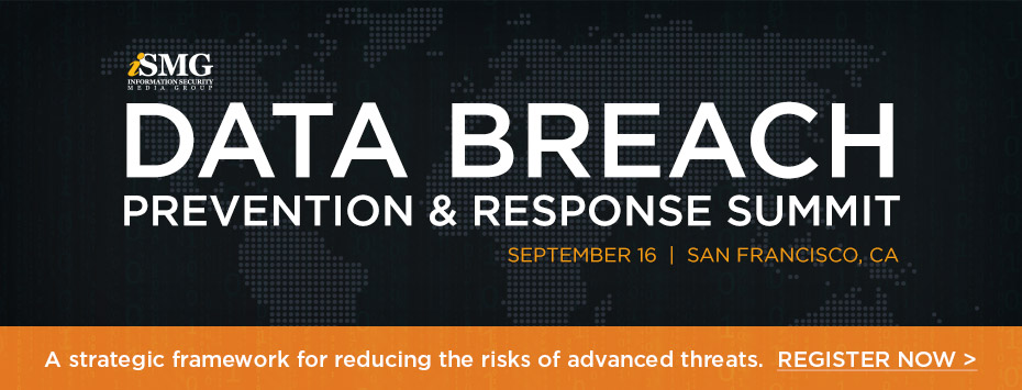 Data Breach Prevention & Response Summit San Francisco