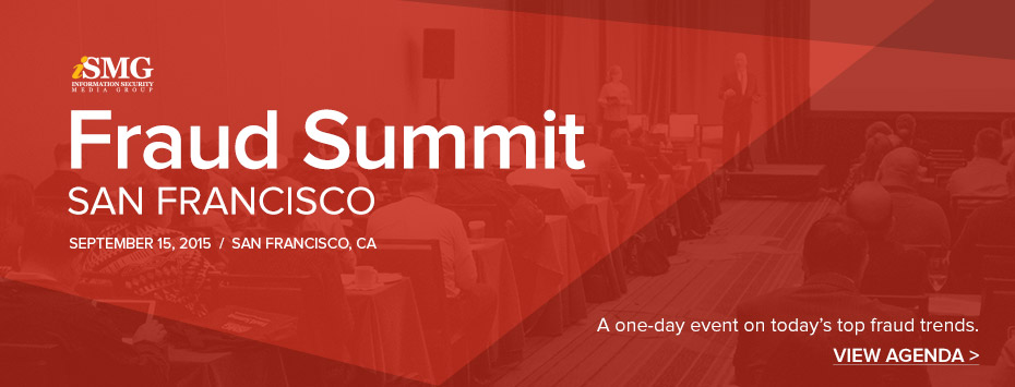 ISMG Fraud Summit San Francisco
