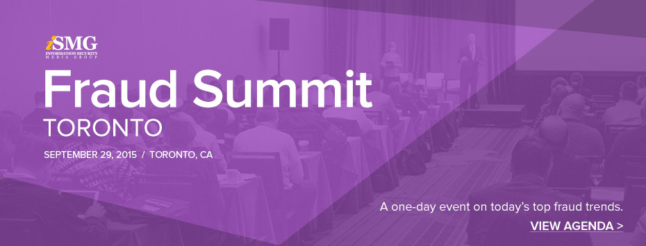 ISMG Fraud Summit Toronto